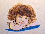 Photo Stitch, Portrait embroidery