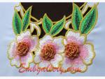 Set of Machine Embroidery Designs