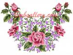 Set of 7 Machine Embroidery Designs