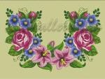 Machie Embroidery Design
