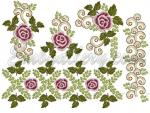 Collection of 7 Machine Embroidery Designs
