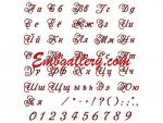 Set of 86 Machine Embroidery Designs