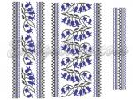 The set of Machine Embroidery Designs