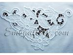 Set of 3 Cutwork Lace Machine Embroidery Design