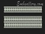 Collection of 12 MachineEmbroidery Designs