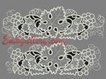 Collection of 2 Machine Embroidery De