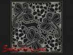 Machine Embroidery Design for quilting