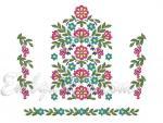 Machine Embroidery Designs Set