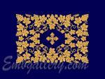 Religious Machine embroidery design