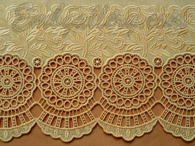 Temptation Lace Border Machine Embroidery Design