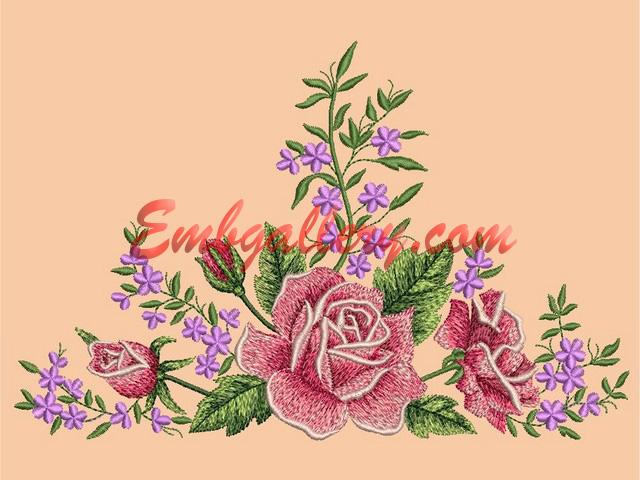 Whimsical Stranger2 Machine Embroidery Design