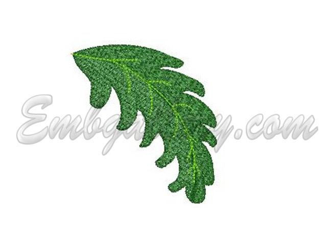 Quot poppies leaf machine embroidery design
