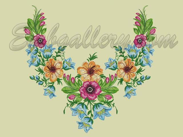 how to use machine embroidery designs
