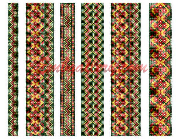 Men S National Shirt 6 Machine Embroidery Design