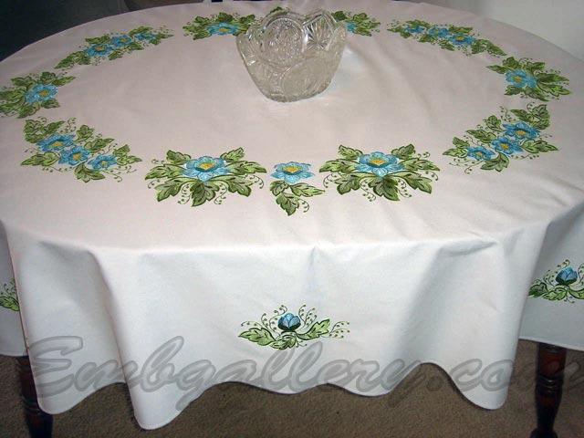 Tablecloth Spring