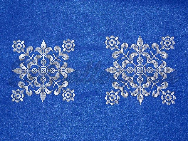 Snowflakes Free Machine Embroidery Design