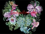 """""""Royal orchids""""_the Neck"""