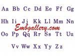 """Font Century""_English"