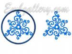 """Collection of Snowflakes""_1"