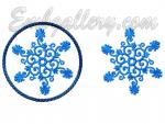 """Collection of Snowflakes""_3"
