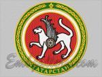 """Tatarstan coat of arms"""