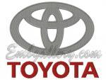 """Toyota""_250x150mm"
