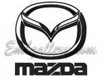 """Mazda""_148x150mm"