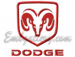"""Dodge""_144x150mm"