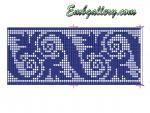 """Crochet Border - 1"""