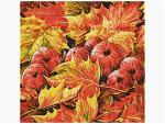 """Apples. Autumn""_for hoops 180x300mm"
