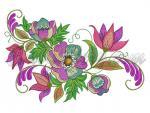 """""""Fairy anemones""""_ for 200х300 hoop"""