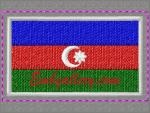 """Flag of Azerbaijan"""