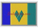 """""""Flag Saint-Vincent"""""""