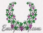 """Grape Wreath"""