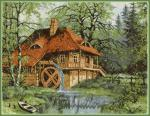 """An old mill"""