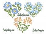 """Flowers-hearts"""