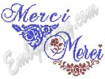 """""""Merci""""_Gift with purchase"""