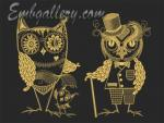 """Funny Owls"""