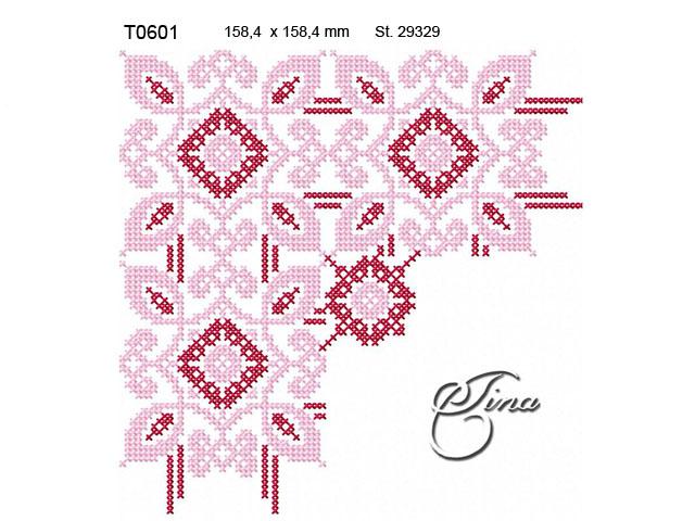 Machine Embroidery Cross Stitch Set | Machine Embroidery Design